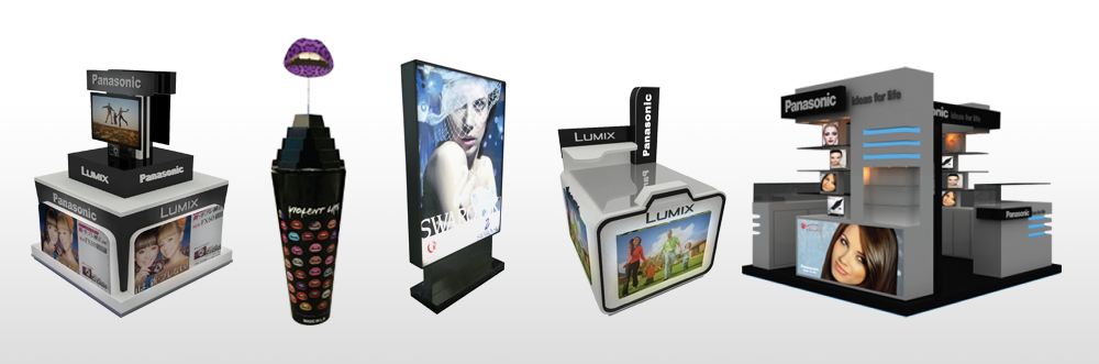 Signs And Stands Advertising Indoor Outdoor Signs 3D Corporate Gift Items Exhibition